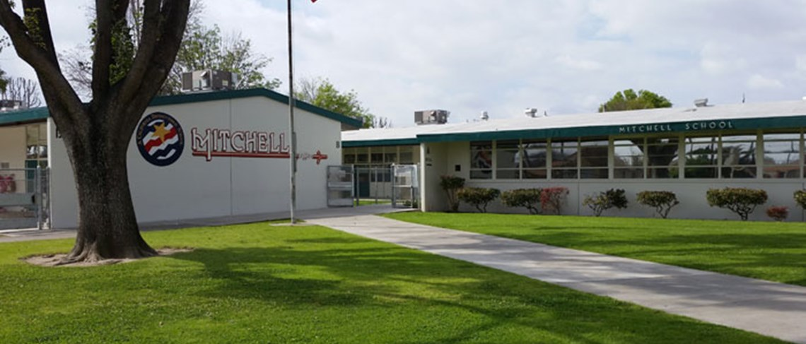 home mitchell elementary school