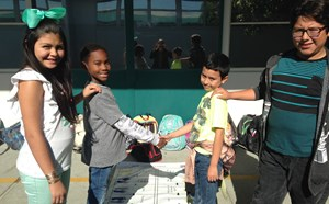 Mitchell Students Implement Peace Path - article thumnail image