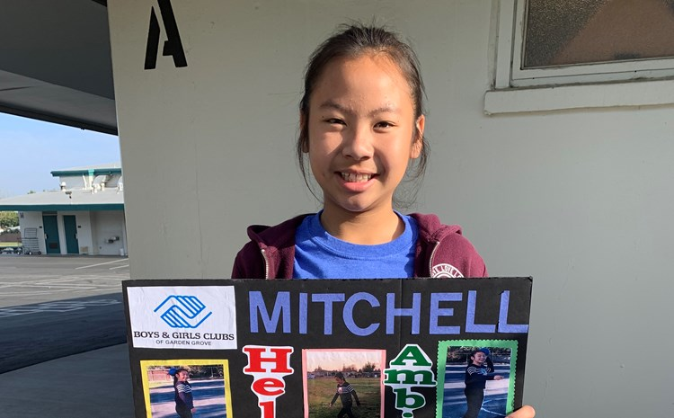 Christine Vu Named Mitchell Boys & Girls Club Youth of the Year! - article thumnail image