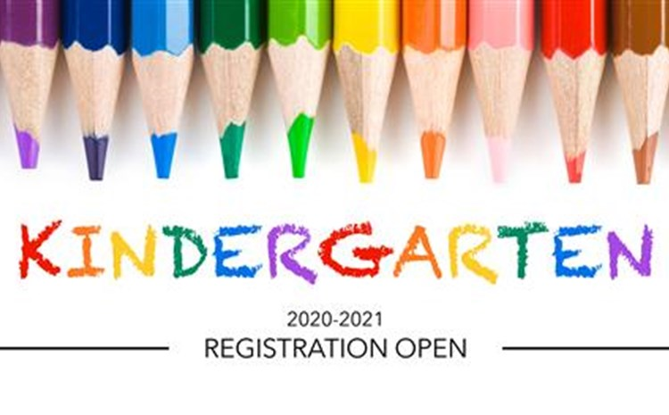2020-2021 Kindergarten Registration Now Open! - article thumnail image